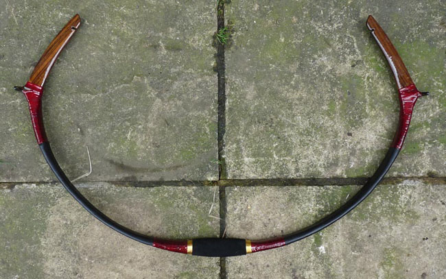 Mongolian Bows Traditional Mongol Style Bows Horn Wood
