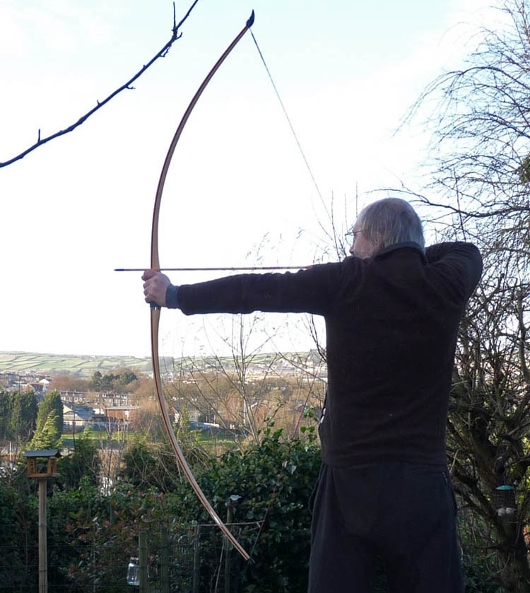 GALLERY Laminated longbows